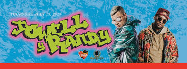 Conga Room La Live Concerts by Conga Room Presents Jowell Y Randy L A Live