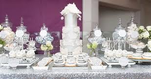 Elegant Wedding Dessert Table Andrej Joyces
