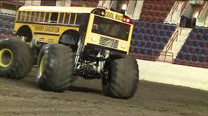 Monster Truck: Night Of Fire & Thrills Show Rolling Into Harrisburg ...
