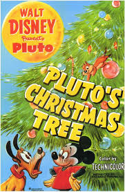 Plutos Christmas Tree Movie Posters From Poster Shop