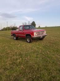 100 Build A Chevy Truck 1987 Silverado Caleb R LMC Life