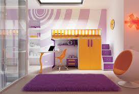 lit chambre fille chambre enfant avec lit mezzanine design compact so nuit