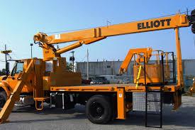 Boom Truck | Elliott | 10-19 Tons