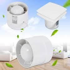 100mm abluftventilator deckenlüfter rohrlüfter wandlüfter badlüfter kanalventilator für badezimmer gäste wc toilette