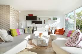 Stunning Interior Decor Living Room In Contemporary