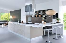 cuisine avec snack bar cuisine avec snack bar beautiful couleur de cuisine moderne cuisine