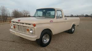 100 Unibody Truck Very Clean Unmolested And Rebuilt Ford With Rare 262