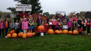 Largest Pumpkin Contest Winners by Contests The Burlington Science Center