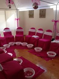 Pedicure Party Little Girls Spa Birthday Ideas