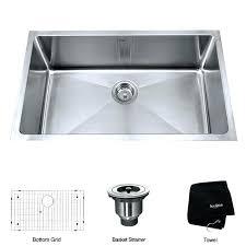 stainless steel sink manufacturers in delhi single bowl gauge