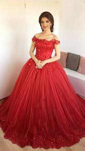 lace embroidery sweetheart tulle ball gowns prom dresses 2017