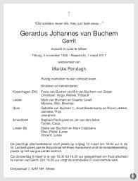 99 Bu Chem Gerardus Johannes Gerrit Van Chem 01032017