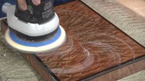 Buffing Hardwood Floors To Remove Scratches by 213 Rubbing Out A High Gloss Finish The Wood Whisperer
