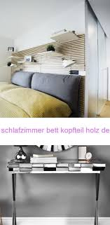 schlafzimmer bett kopfteil holz deko konsolentisch allport