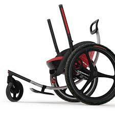 what if we could grant chair bound people the freedom to move