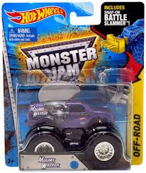 100 Mohawk Warrior Monster Truck Hot Wheels Jam 164 DieCast Car Battle