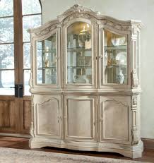 Awesome China Cabinets For Your Modern House Design Cozy With Unique White Cabinet