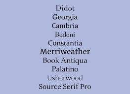 What's The Best Font For Your Resume Or CV? - Do A Website Your Linkedin Profile In 2018 The Best Font Resume 20 Best And Worst Fonts To Use On Your Resume Learn What Are The Fonts Use Tips For Monstercom How Pick Format 2019 Examples Do Choices Play Into Getting A Job Design Hudsonhsme Size Type Rumes Free Business Cards Ace Classic Cv Template Word Resumekraft Templates Typography Rumestn