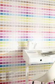 papier peint castorama chambre papier peint chambre enfant gamme couleur castorama