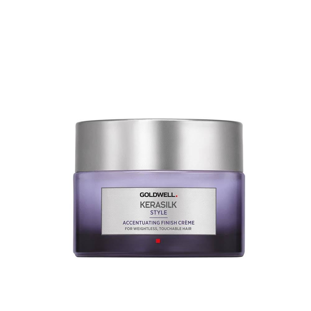 Goldwell Kerasilk Style Accentuating Finish Creme 1.6 oz