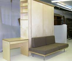 Sofa Murphy Beds Unique Custom Wall Beds From FlyingBeds