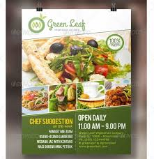 More Gallery Of Restaurant Flyer