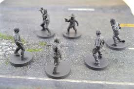 The Walking Dead All Out War Mantics New Miniatures Game