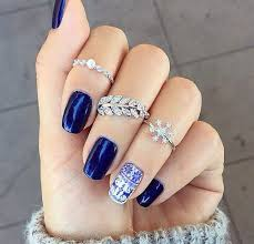 Winter nail designs 2015 how you can do it at home