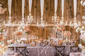 Rustic Wedding Head Table Chandelliers Flowers Toronto