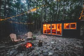 100 Cargo Container Cabins Experience The Serenity Of The Catskills With This OffGrid