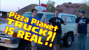 100 The Pizza Planet Truck Is REAL Feat JP And Beyond YouTube