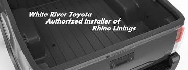 where can you get rhino linings bed liners installed