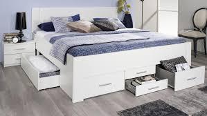 bett isotta bettanlage bettgestell für schlafzimmer in weiß