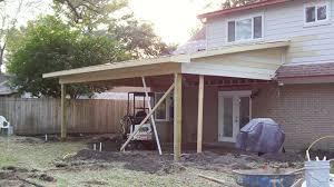 Patio Cover Construction