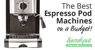 Best Espresso Pod And Capsule Machines In 2016
