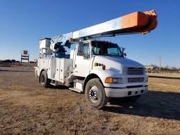Bucket Trucks / Boom Trucks In Oklahoma For Sale ▷ Used Trucks On ... Used Trucks In Indiana Inspirational Intertional Bucket 2006 Ford E350 Bucket Boom Truck For Sale 11049 Aerial Lifts Boom Cranes Digger Bucket Truck 4x4 Puddle Jumper Or Regular Tires Youtube Kids Truck Video Used 1992 Intertional 4900 1753 Work For Sale Utility Oklahoma City Ok Trucks In Ca 2004 Sterling Lt9500 Tri Axle Flatbed Crane Sale By Arthur