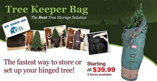 Christmas Tree Upright Storage Bag Keeper The Ultimate Artificial Santas Bags