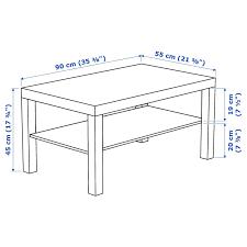 lack white coffee table 90x55 cm ikea ikea mangel