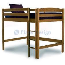bunk bed plans ebay