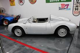 100 James Deans The 1953 Porsche 550 Spyder Replica Last Car