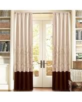 Lush Decor Serena Window Curtain by Big Deal On Lush Decor Riley Window Curtain Panel Grey Size 54
