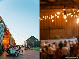 Postlewaits Country Weddings Venue Was The Perfect Backdrop For A Romantic Wedding And Reception In Spacious Rustic Twinkle Light Filled