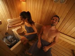 how healthy are saunas healthy living andrew weil m d