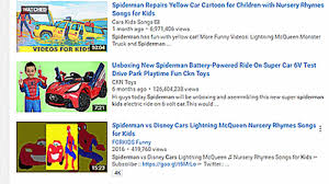 On YouTube, Millions Watch Shows For Children Made Entirely In GTA V Monster Truck Stunt Videos For Kids Trucks The Timmy Uppet Show For Youtube Cartoon Image Group 57 Unboxing Rmz City 164 Dhl Video Toys Die Cast Big Children By Channel Dump L Lots Of Garbage Fire Best Of 2014 Toddlers On Race Car Clip Art Racing Super Tv Cars Vidmoon Terrific To Beep Or Gravel Rush Universal Vs Sports Toy