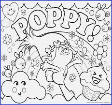 Trolls Poppy Coloring Pages Lovely Poppy From Trolls Coloring Pages