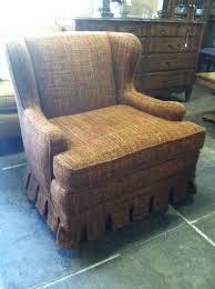 Vintage Banana Rocking Chair by Rosa Beltran Design Vintage Chair Turned Nursery Rocker