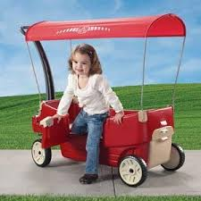 Step2 Roller Coasters Wagons U0026 by Amazon Com Step2 All Around Canopy Wagon Red Toys U0026 Games