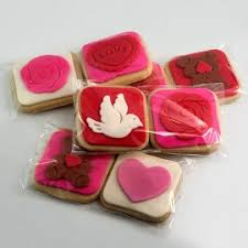 Decorated Shortbread Cookies by Valentine Shortbread Cookies On Stick Decorated With Our