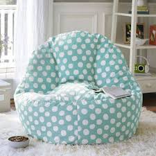 Comfy Lounge Chairs For Bedroom by Funiture Three Colorful Bean Bag Chairs For Kids In Vinyl