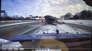 100 Do You Tip A Tow Truck Driver Cheats Death Dges Skidding Car In Crazy Crash